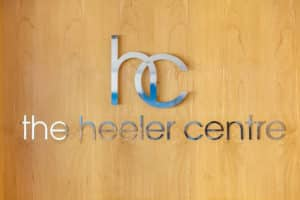 HC Wood logo